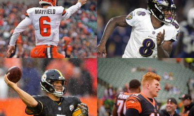 2019 AFC North Record Predictions