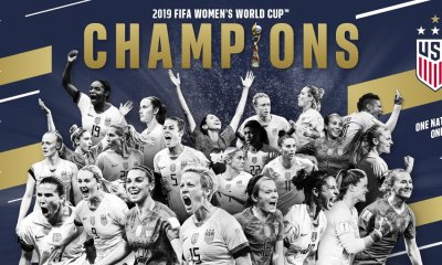 USA Retain Women's World Cup