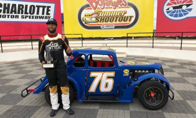 Bubba Wallace Returns to Racing Roots at Summer Shootout in Charlotte