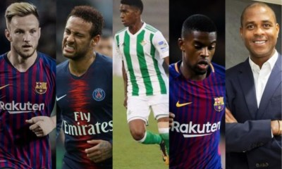 Scuttlebutt From Barcelona: Rakitic, Neymar, Firpo, Semedo And Kluivert