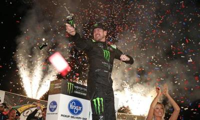 Feast or Famine for Kurt Busch at New Hampshire