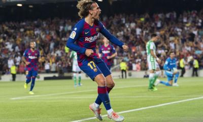 Barça Run Riot In Camp Nou Goal Fest