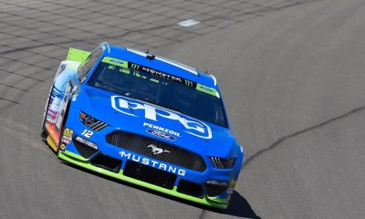 Ryan Blaney Looks to Notch First Win in Sin City