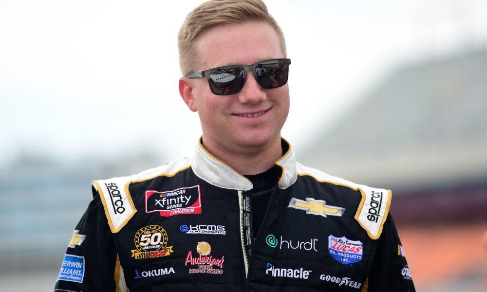 Tyler Reddick to Richard Childress Racing 8 Car for 2020