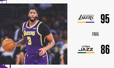 4 Takeaways From Los Angeles Lakers 95-86 Win Over Utah Jazz