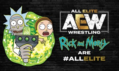 """Rick and Morty"" to AEW?"