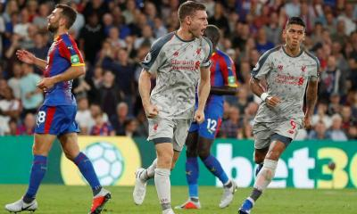 Premier League: Crystal Palace vs Liverpool Preview