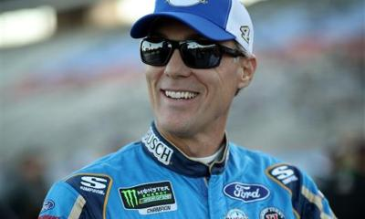 Kevin Harvick Hunting for Another Homestead Berth at Texas