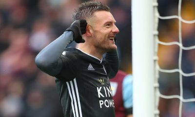 Vardy Party As Foxes Keep Boxing