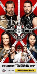 NXT TakeOver; Toronto 2019