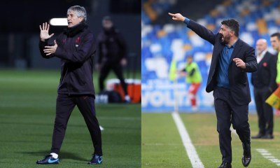 Setien vs Gattuso: Battle of the New Coaches