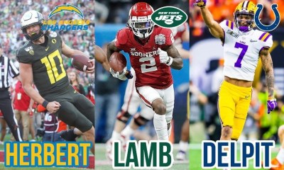 Locker 2020 NFL Mock Draft 2.0: 2 Trade-Filled Rounds