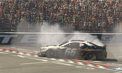 Timmy Hill Wins iRacing Pro Invitational Race at Texas
