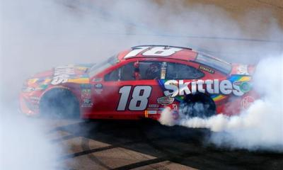 Can Kyle Busch Find Luck In The Desert?
