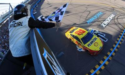 Joey Logano Earns 25th Career Win at Phoenix