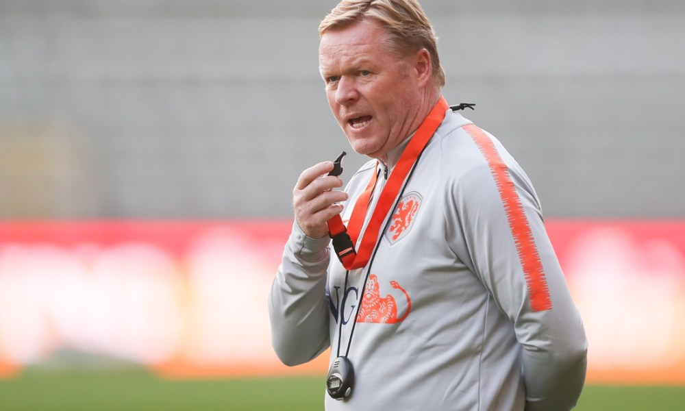 Ronald Koeman Set to Become Barcelona's New Manager