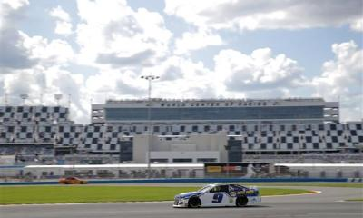 Chase Elliott Wins Inaugural Daytona Road Course Race