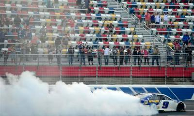 Chase Elliott Excels at Charlotte Roval Again