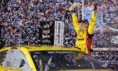 Michael McDowell Wins Daytona 500 in Last-Lap Thriller