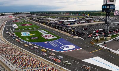 Past Charlotte Winners Hope to Capitalize in 600