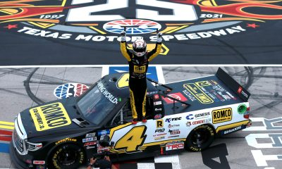 Nemechek Earns Fourth Win of Year at Texas