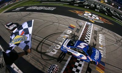 Kyle Larson Continues Hot Streak with All-Star Win