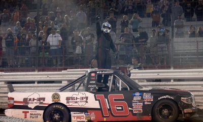 Austin Hill Hammers Home Inaugural Knoxville Win