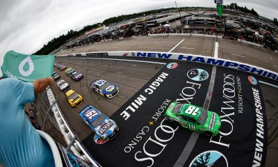 NASCAR Cup Series Playoff Bubble Update