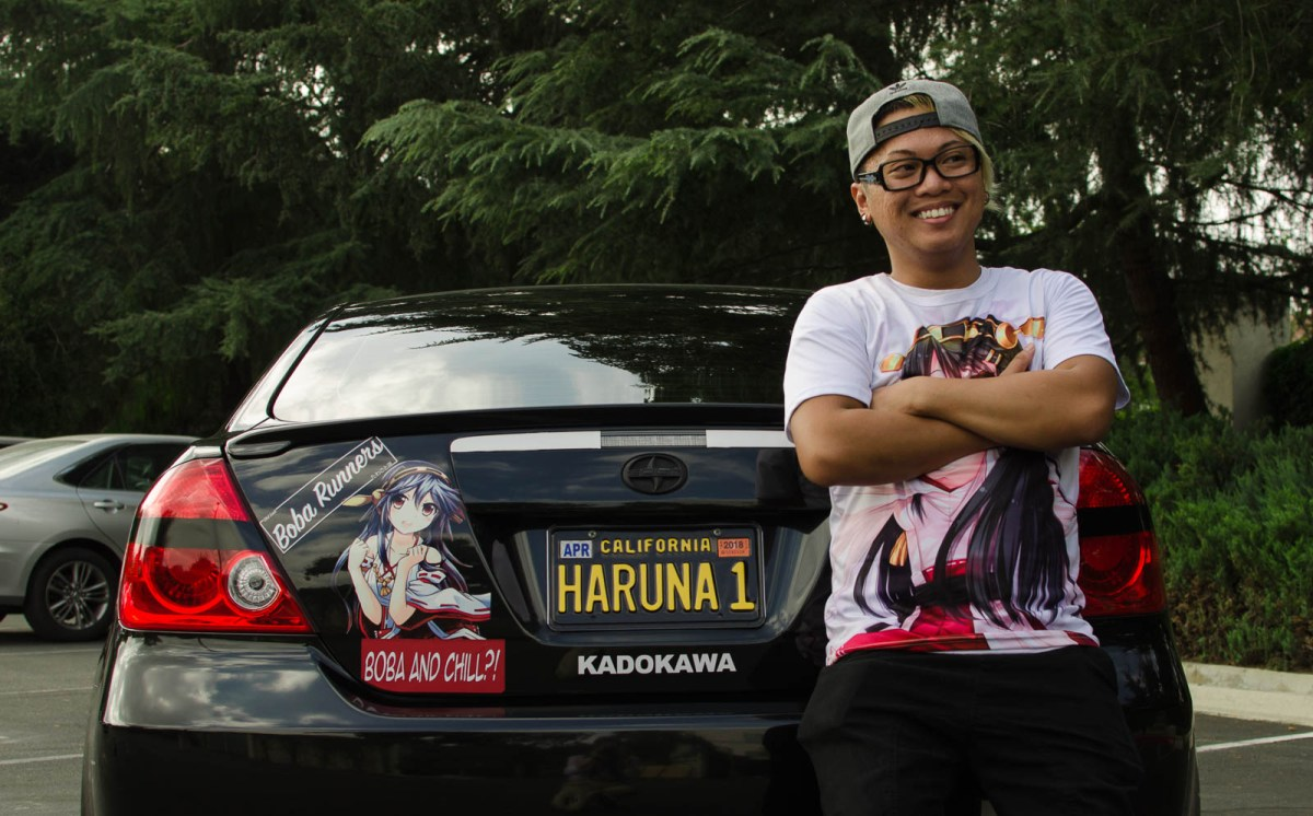 "Meet Claremont's Self-Proclaimed ""Hentai King"""