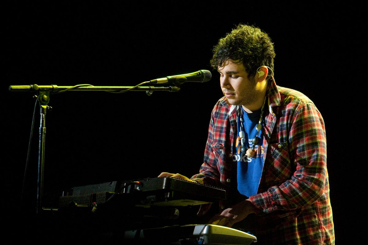 Former Vampire Weekend singer Rostam Batmanglij delivers raw performance at Pomona