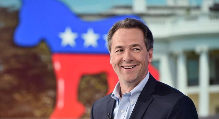Montana Governor Steve Bullock smiling