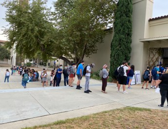 As COVID-19 rates slide in LA County, semester's first cases emerge at 7Cs