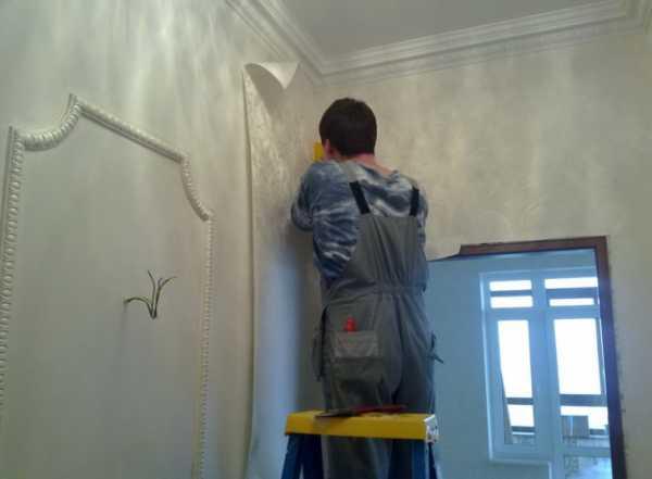 Можно ли клеить обои на крашеную стену – Можно ли клеить ...