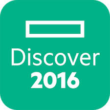 HPE Discover 2016 – Day 2