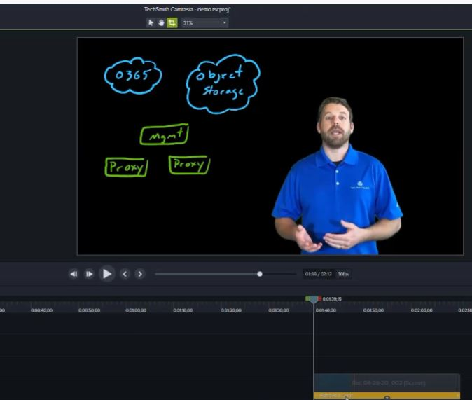 How to Lightboard without a Lightboard