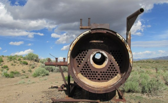 Ghost Towns In Utah: Frisco