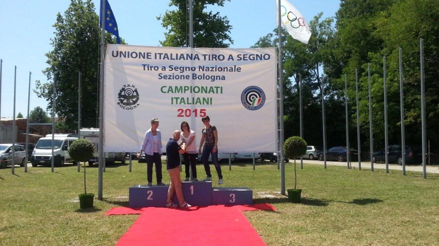 """C.Italiani 2015 - Marco premia le """"vincitrici morali"""""""