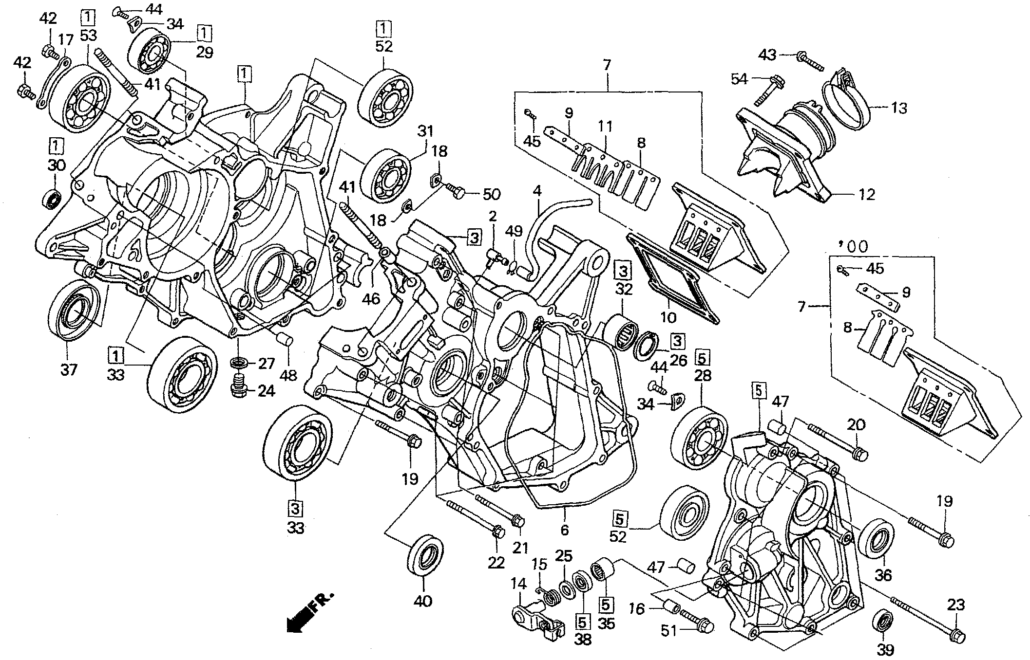 Honda Ohc Engine Parts