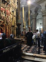 Place of the tomb of Jesus of Nazareth