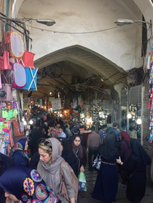 Entrance of The Grand Bazaar