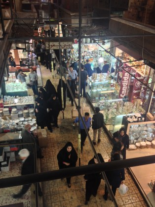 The Grand Bazaar Inside