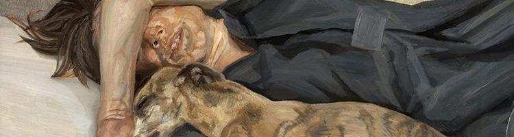 Lucian Freud - Double Portrait , header