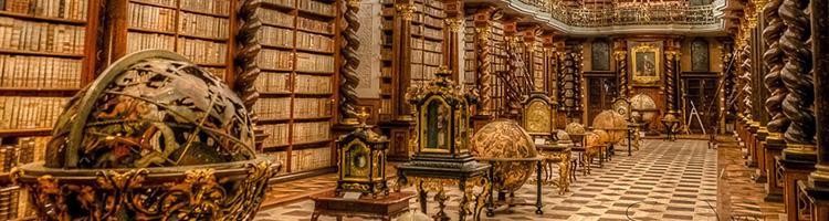 The Clementinum, Prague, Czech Republic, header