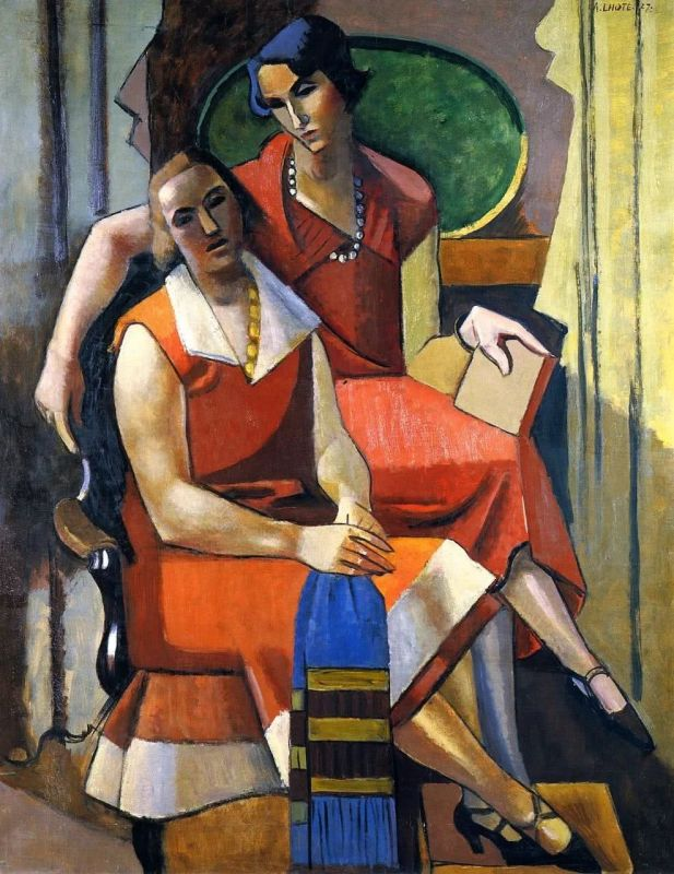 Andre Lhote, Two Friends