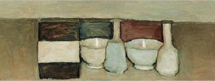 Giorgio Morandi - Still life