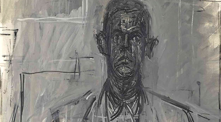 Alberto Giacometti - James Lord