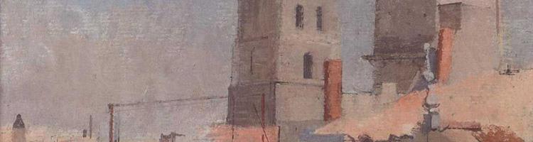 William Coldstream - Saint Trophime, Arles II, header