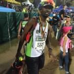 Moses N Mokgoko at Comrades 2015
