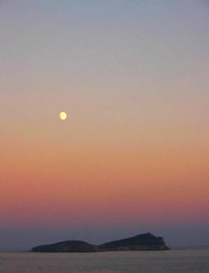 Conejo Island. Ibiza, Spain