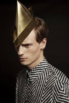 pierrot hat